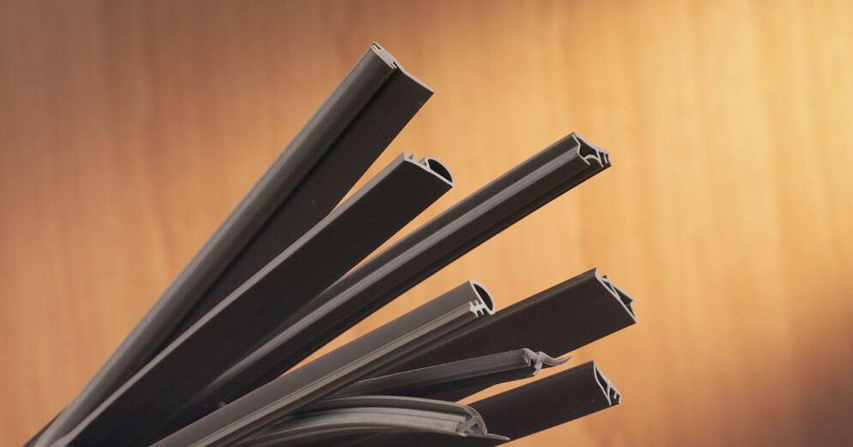 Settori guarnizioni trafilo - Guarnizioni in gomma per finestre in alluminio ...